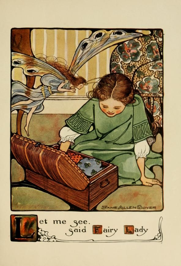 The Mary Frances sewing book; or, Adventures among the thimble people   by Fryer, Jane Eayre, 1876-    Published 1913