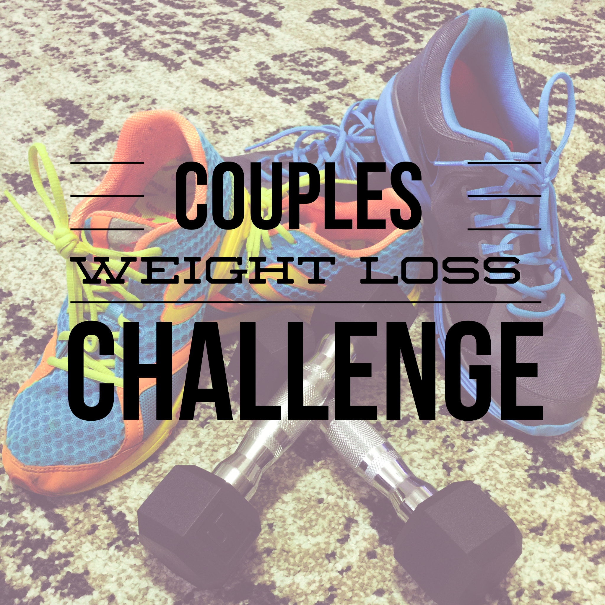 couples weight loss challenge