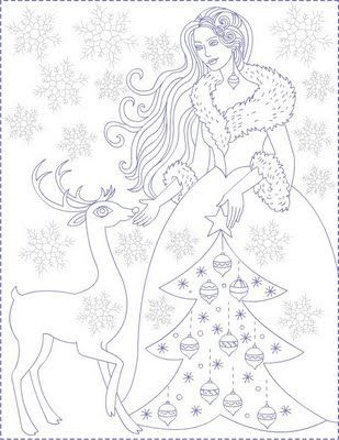 Nicole S Free Coloring Pages Coloriage Princesse Princess Coloring Pages Coloring Pages Christmas Coloring Pages