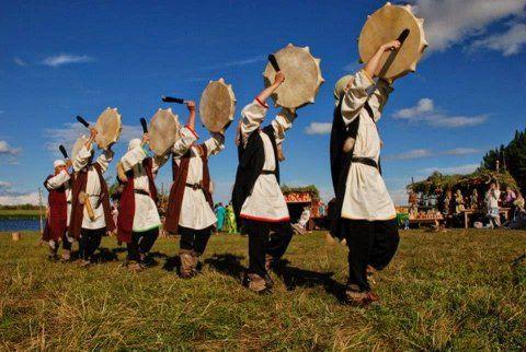 Selkup - people living in the north of Western Siberia.