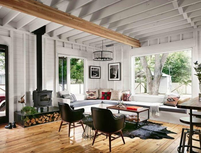 1001 wohnzimmer ideen f r kleine r ume zum entlehnen einrichtungsideen pinterest. Black Bedroom Furniture Sets. Home Design Ideas