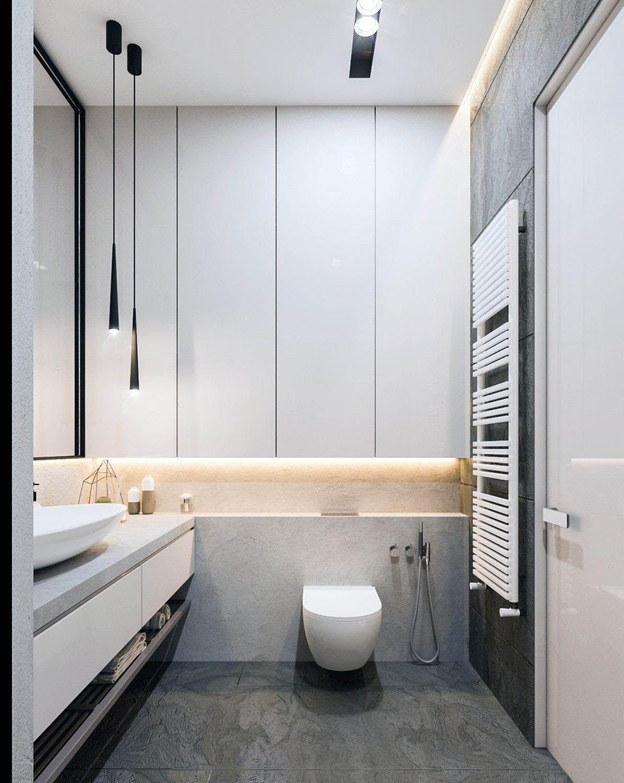 Graceful Tall Narrow Bathroom Storage Cabinet To Inspire You Minimalist Bathroom Design Minimalist Bathroom Modern Bathroom Elegant and minimalist bathroom