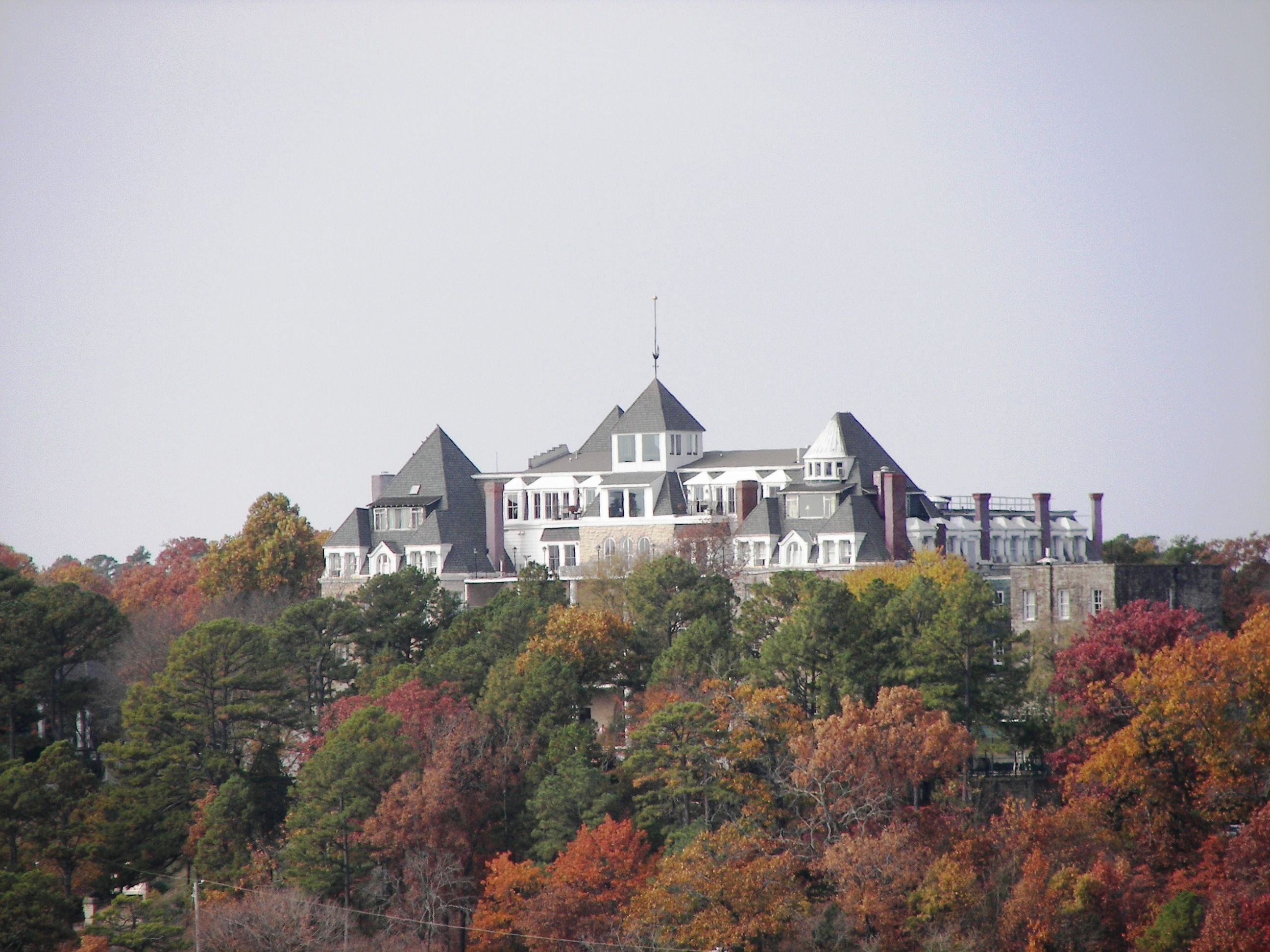 Crescent Hotel Eureka Springs Arkansas