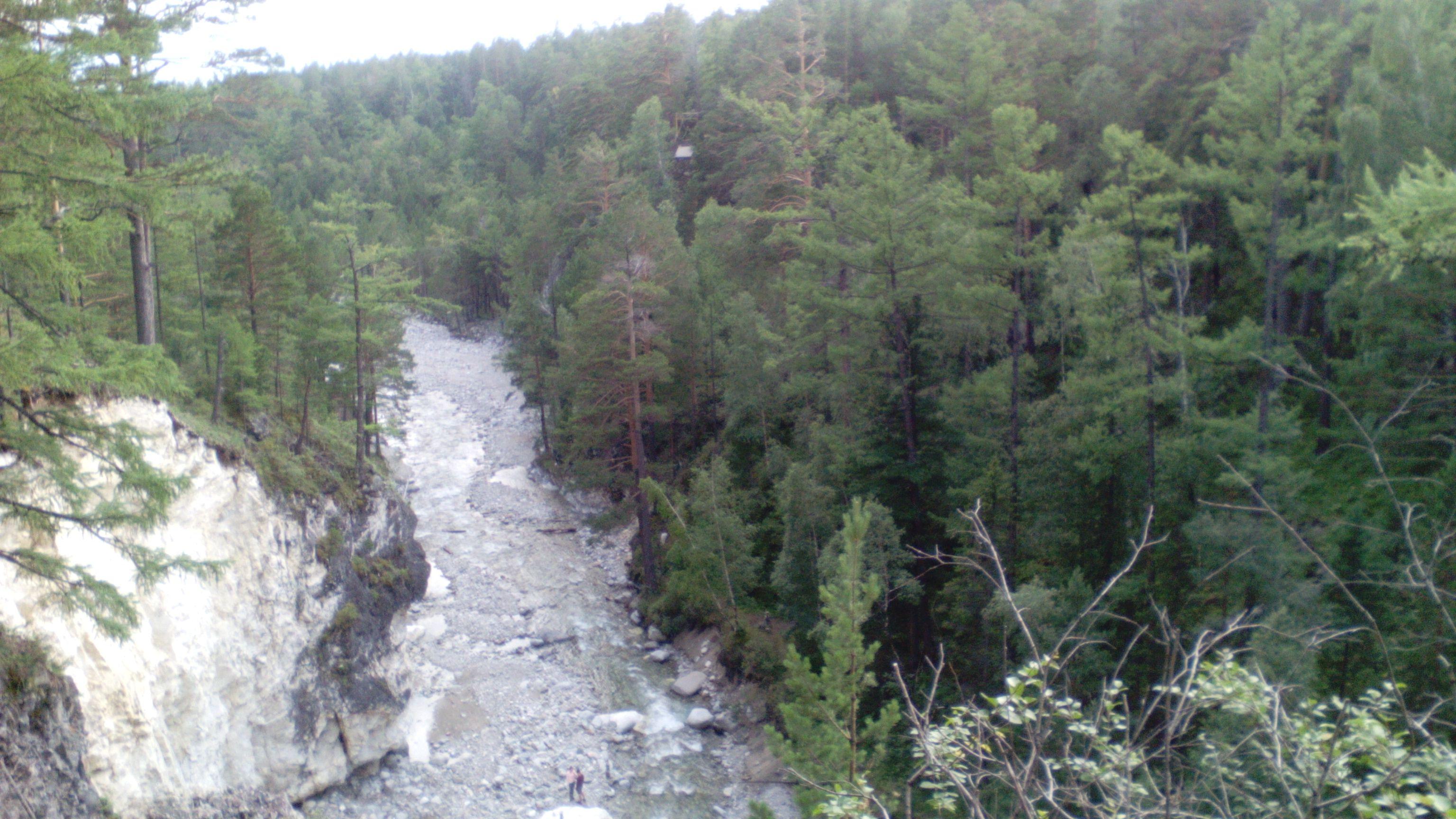 Река Кынгарга, Аршан. Фото из архива блога shveda.ru