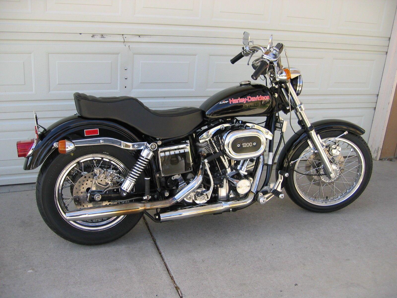 eBay: 1977 Harley-Davidson FXE SUPER GLIDE HARLEY DAVIDSON