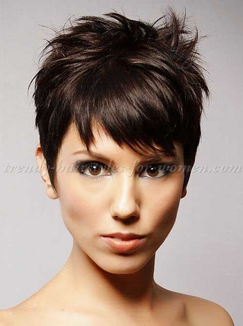 Latest Pixie Hairstyles You Must Try In 2017 Short