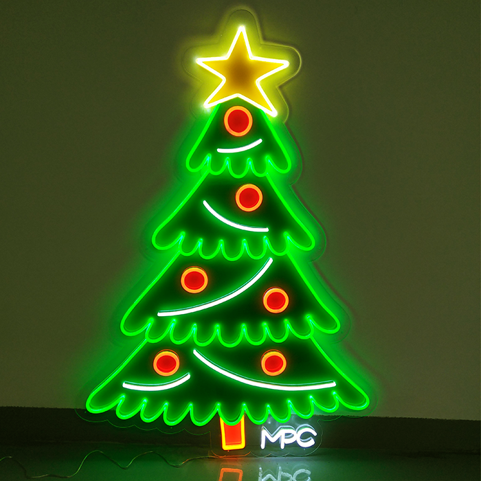Christmas Tree Led Neon Sign Neon Signs Led Neon Signs Led Neon Lighting