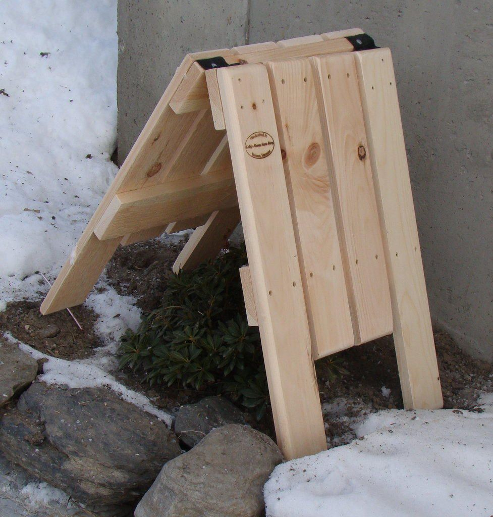 Shrub Protector Much More Sturdy Than A Wire Cage Or Burlap Winter Shrubs Winter Plants Garden Shrubs