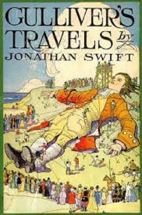 48ac67ef675 Book Review If you've never heard of Jonathan Swift before, perhaps this  will