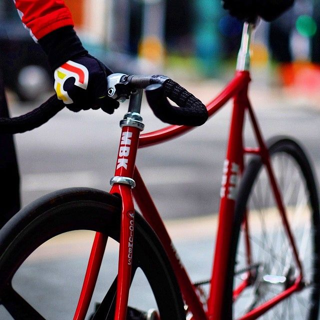 Lopro \'MBK\' Pursuit | Cicleta | Pinterest | Bicicleta