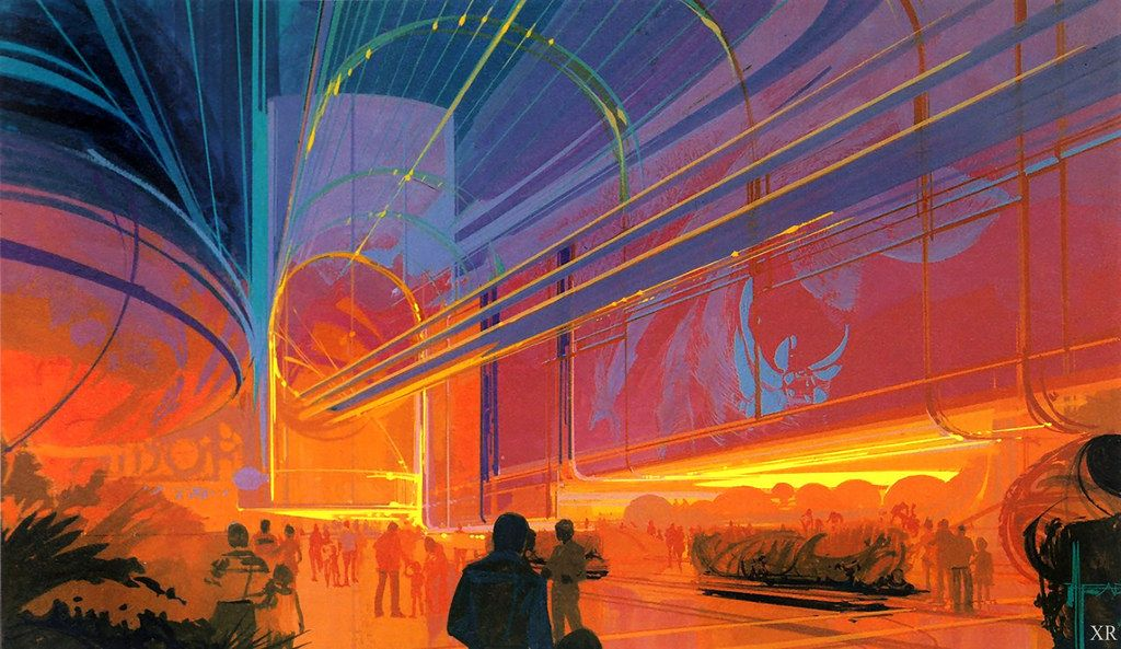 singapore project syd mead in 2020 syd mead mead retro futurism