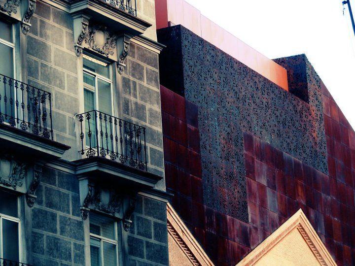 Caixa Forum Madrid - Herzog & De Meuron, Madrid