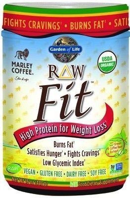 Garden Of Life Raw Fit Review Raffle Giveaway Vegan Protein Shake Sprouts Farmers Market Marley Coffee