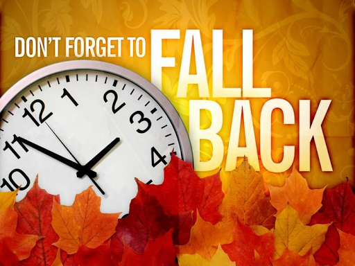 Reminders For The Time Change Daylight Savings Fall Back Daylight Savings Time Clocks Fall Back