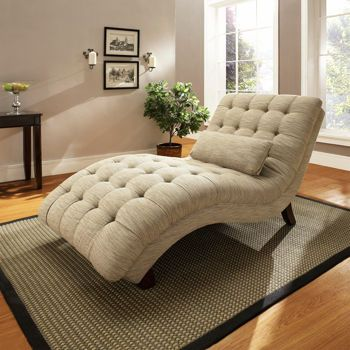 Costco Avril Chaise - I definitely want one of these for my bedroom - sillones para habitaciones