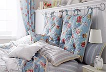 Bett Im Landhausstil Foto Heine Deko Landhausstil Haus Und