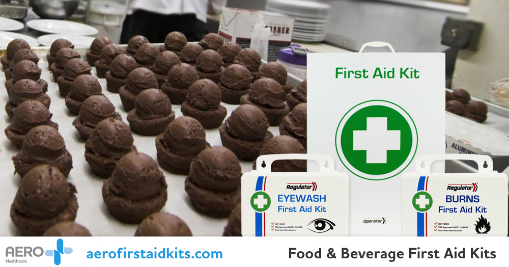 Food & Beverage industry First Aid Kits Aero Healthcare