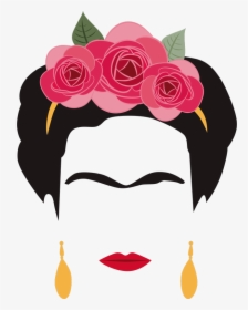 Frida Kahlo Png Images Free Transparent Frida Kahlo Download Kindpng In 2021 Mexican Embroidery Cute Poster Cinco De Mayo