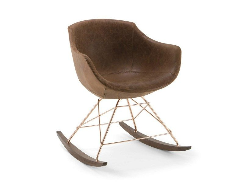 Cizeta Sedie ~ Colimbas rocking easy chair relax chair