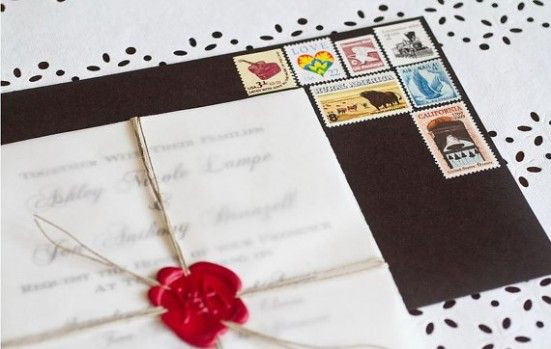 The Art of Sending Snail Mail: Guest Post by Ashley Lusk | Wax seals ...