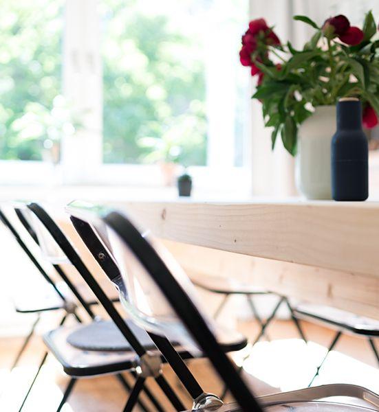 Projekt Tisch Bruno