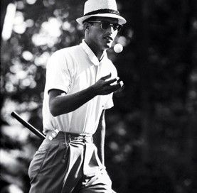 I never prayed that I would make a putt. I prayed that I would react well if I missed. -Chi Chi Rodriguez