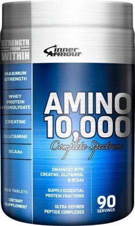 امينو 10000 و فوائده في تضخيم العضلات في وقت قصير