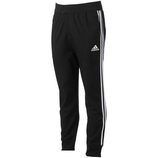 515bf4220 Men's Adidas Woven 3S Pants ($50) ❤ liked on Polyvore featuring men's  fashion, men's clothing, men's activewear, men's activewear pants, men,  pants, ...