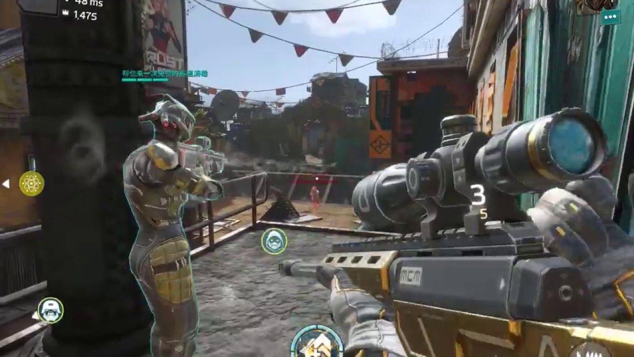 Modern Combat Versus Gameplay 110918 Team Deathmatch Combat Modern Gameplay