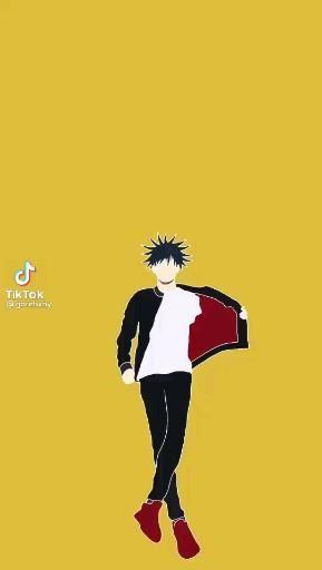 Jujutsukaisen Dance Wallpaper Creator & Artsist: gorebxby from TikTok