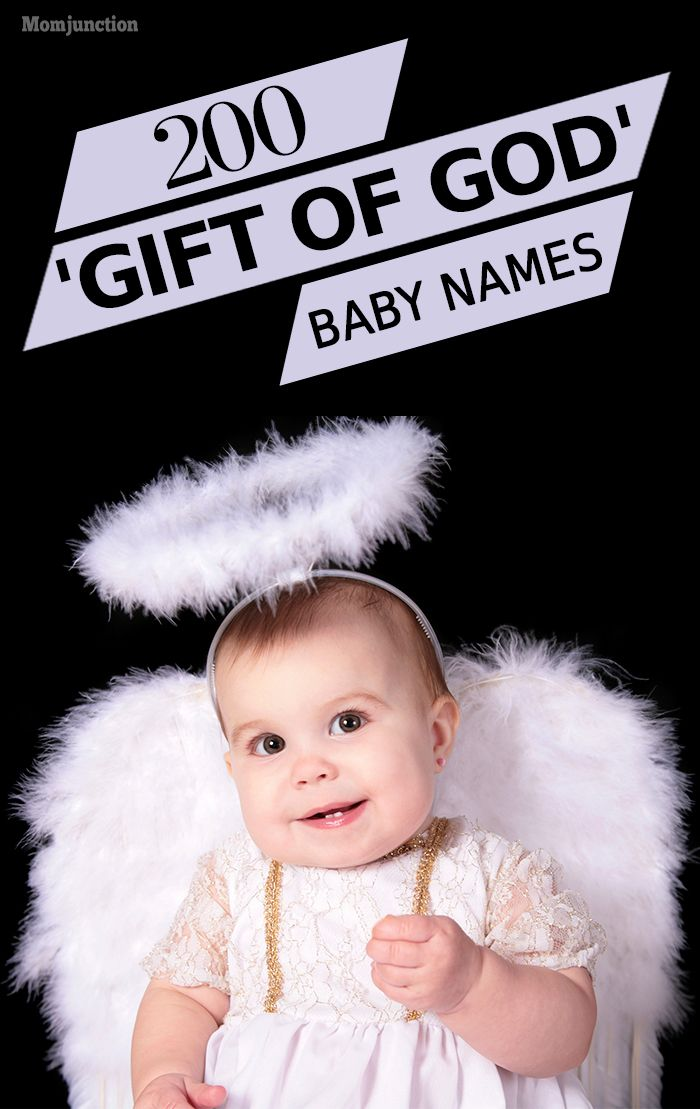 200 popular baby names that mean gift from god babies pregnancy 200 popular baby names that mean gift from god negle Image collections
