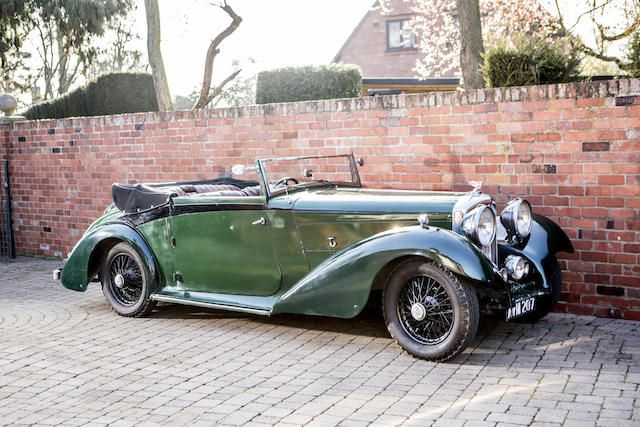 1934 Bentley 3½-Litre Tourer
