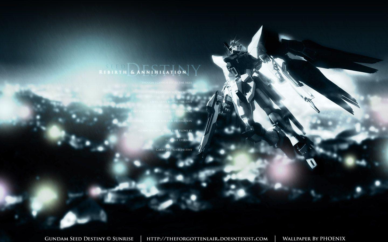 Gundam Wallpapers Destiny wallpaper hd, Gundam
