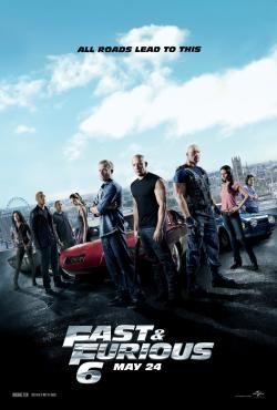 Velozes E Furiosos 6 Fast Furious 6 Filme Filmplakate Hd