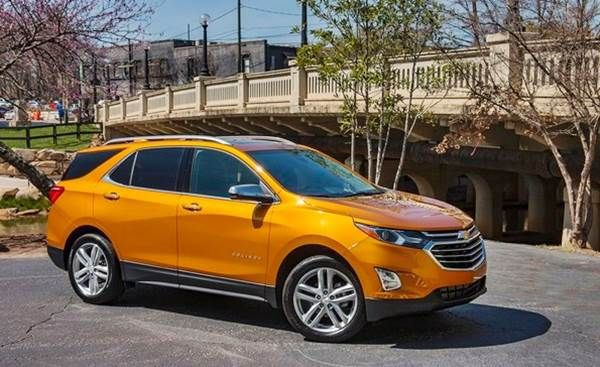 2018 Chevy Equinox Release Date and Review There s an all new 2018