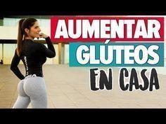 SUBIR Y AUMENTAR GLÚTEOS: Mejores ejercicios con agua   Bubble Butt Workout - YouTube