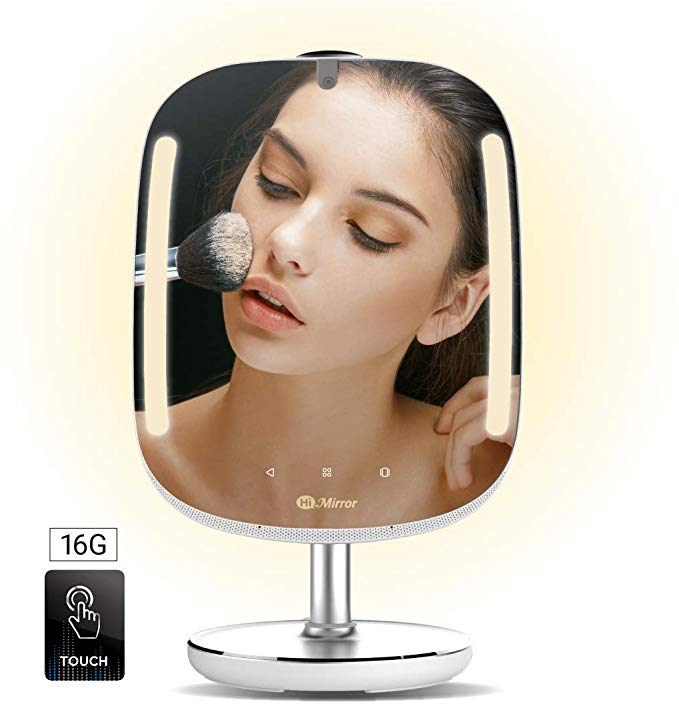 HiMirror Mini 16G Smart Beauty Mirror with