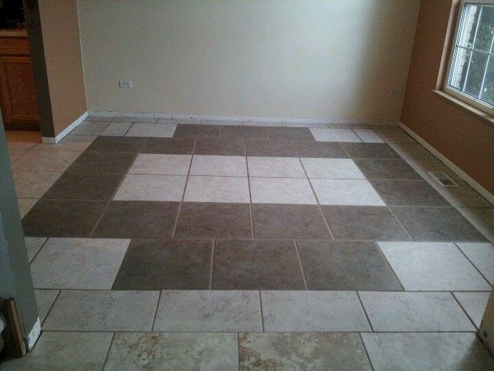 Formal Dining Room Tile  Painting & Renovation  Home  Pinterest Glamorous Dining Room Tile Decorating Design