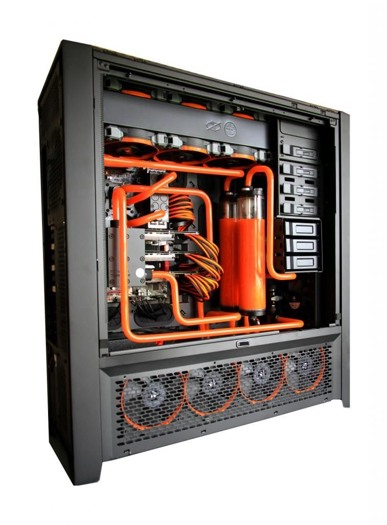 Custom Water Cooling You Cool Your Pc With A Waterloop Made By