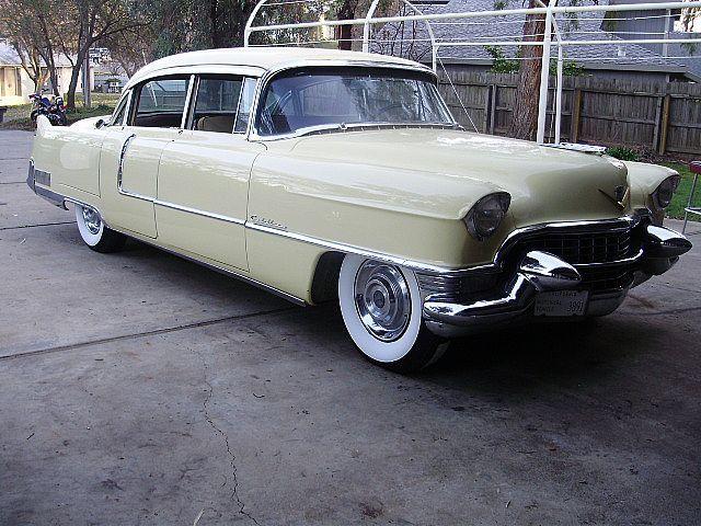 55 Cadillac Fleetwood 60   Cadillac   Pinterest   Cadillac and ...
