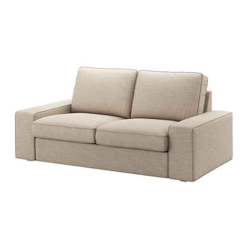 KIVIK Two Seat Sofa   Hillared Beige   IKEA: Seating In TV Lounge