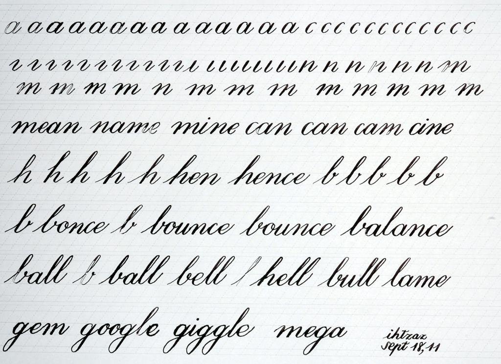 Printable Worksheets printable calligraphy worksheets : free calligraphy worksheets printable - Google Search ...