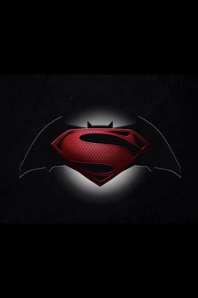 I Like The Way This Symbol Looks Batman Vs Superman Batman V Superman Dawn Of Justice Superman Wallpaper