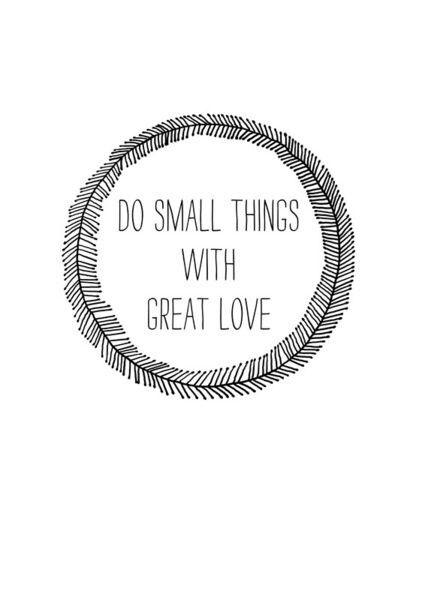 Great love