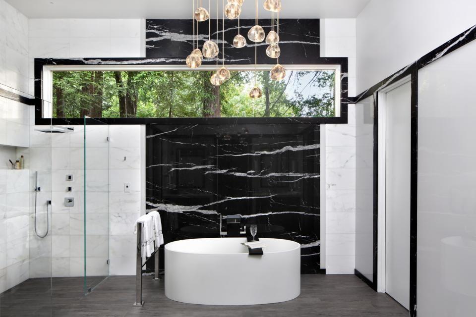 what's hot in kitchen  bath design trends  white