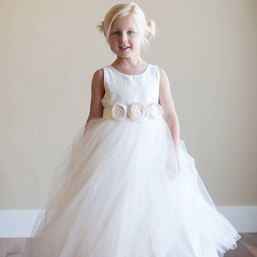 Flower Girl Dress | Flower, Girls and Dresses