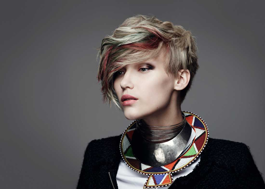 Goldwell's Hair Fashion Collection 2015: Traditional