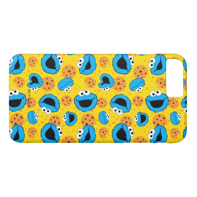 Cookie Monter and Cookies Pattern Case-Mate iPhone Case |  Cookie Monter and Cookies Pattern Case-Mate iPhone Case ,
