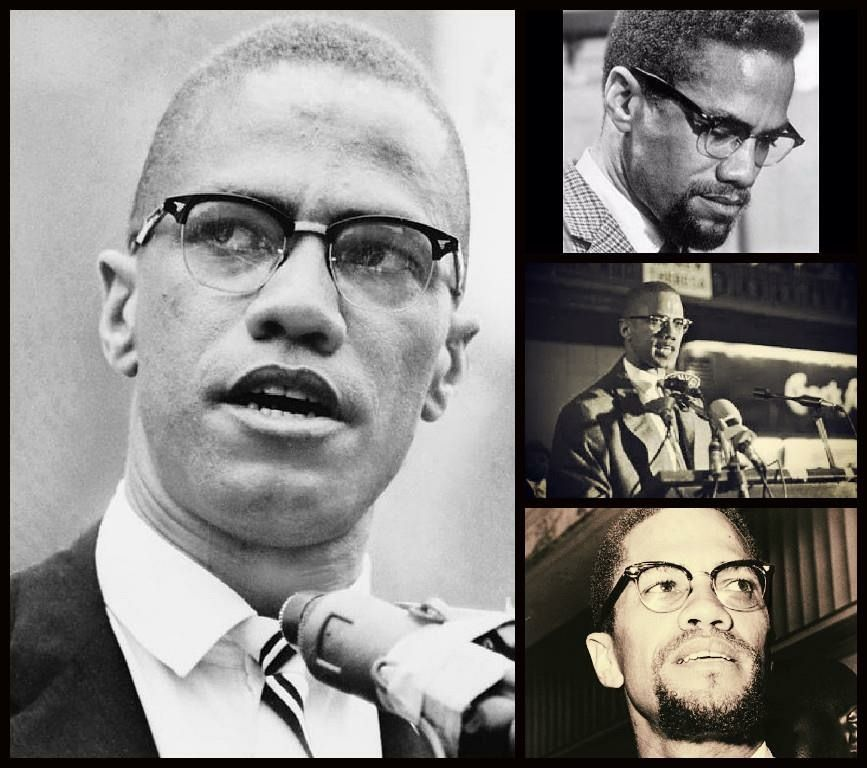 Malcolm X Redhead It Should Be Noted He Hated His Red Hair Which Came From His White Father Malcolm X Black Leaders Black History Facts