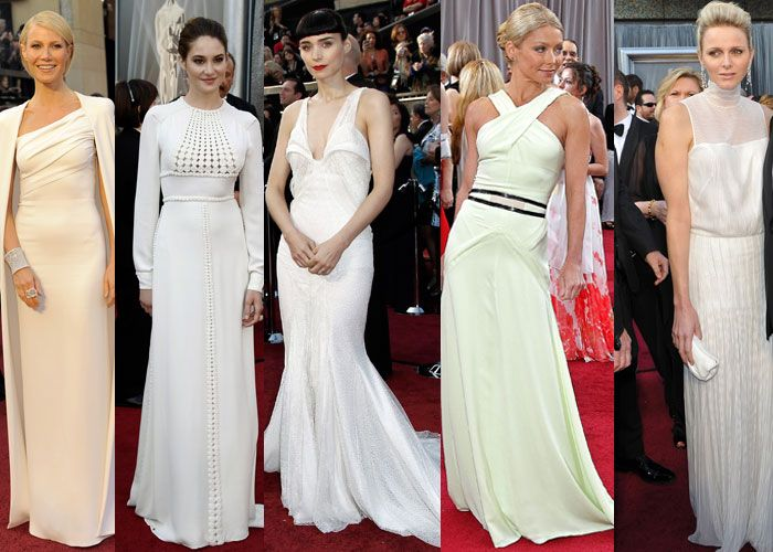 Red Carpet was White Hot 2012...